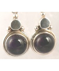 Amethyst Earrings and Pendants