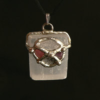Crystal Peacemakers Seeds of Light Pendant
