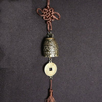 Feng Shui Ornate Coin Bell
