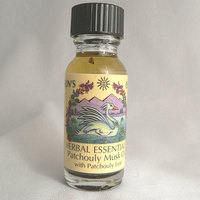 Patchouly Musk Herbal Essentials Oil